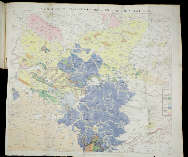 essay on the mineral geography of the paris basin galileo highlights